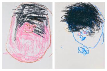 子どもの絵の見守り方|幼児のアート教育